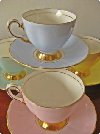 Baddles teacup stack