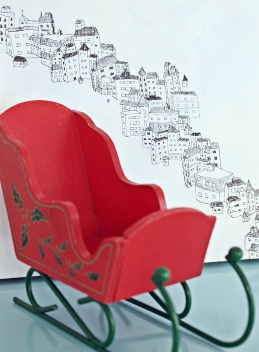 Santa Claus Sleigh Plans Plans Diy How To Make