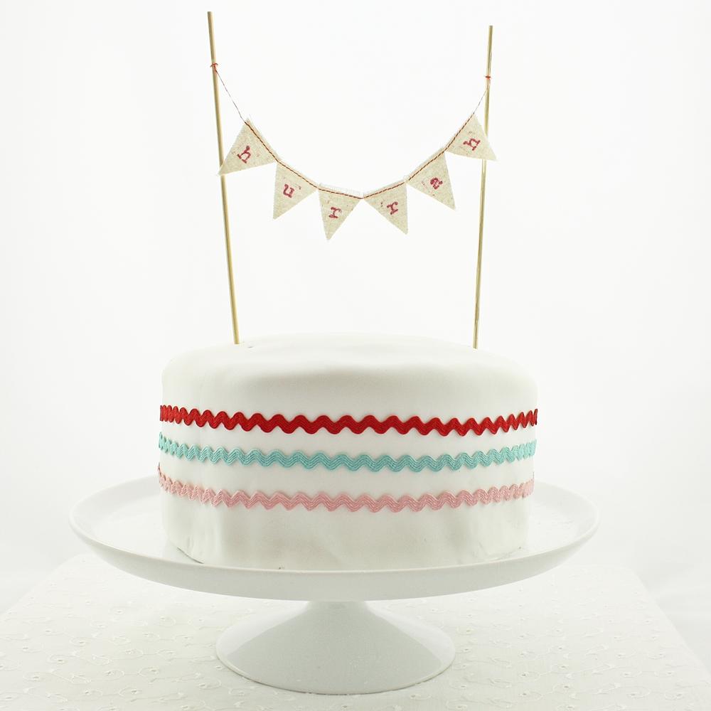 Cake Pennants
