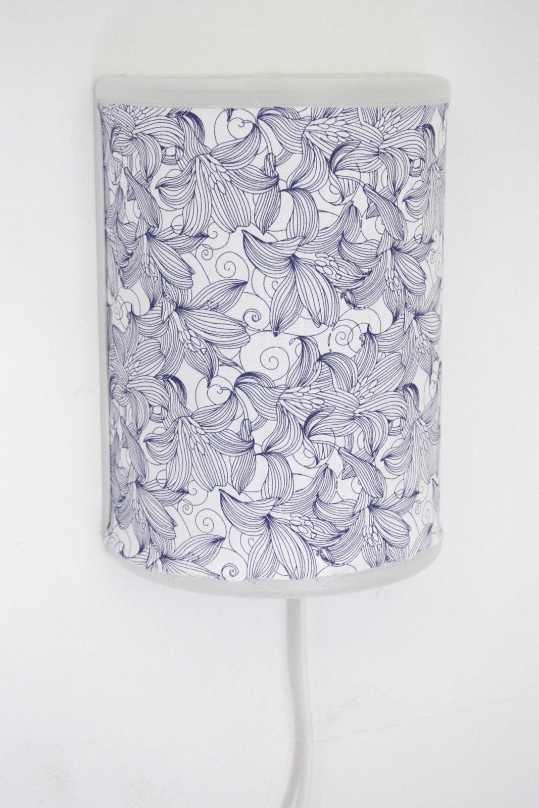 fabric lamp shade ikea hack a tutorial