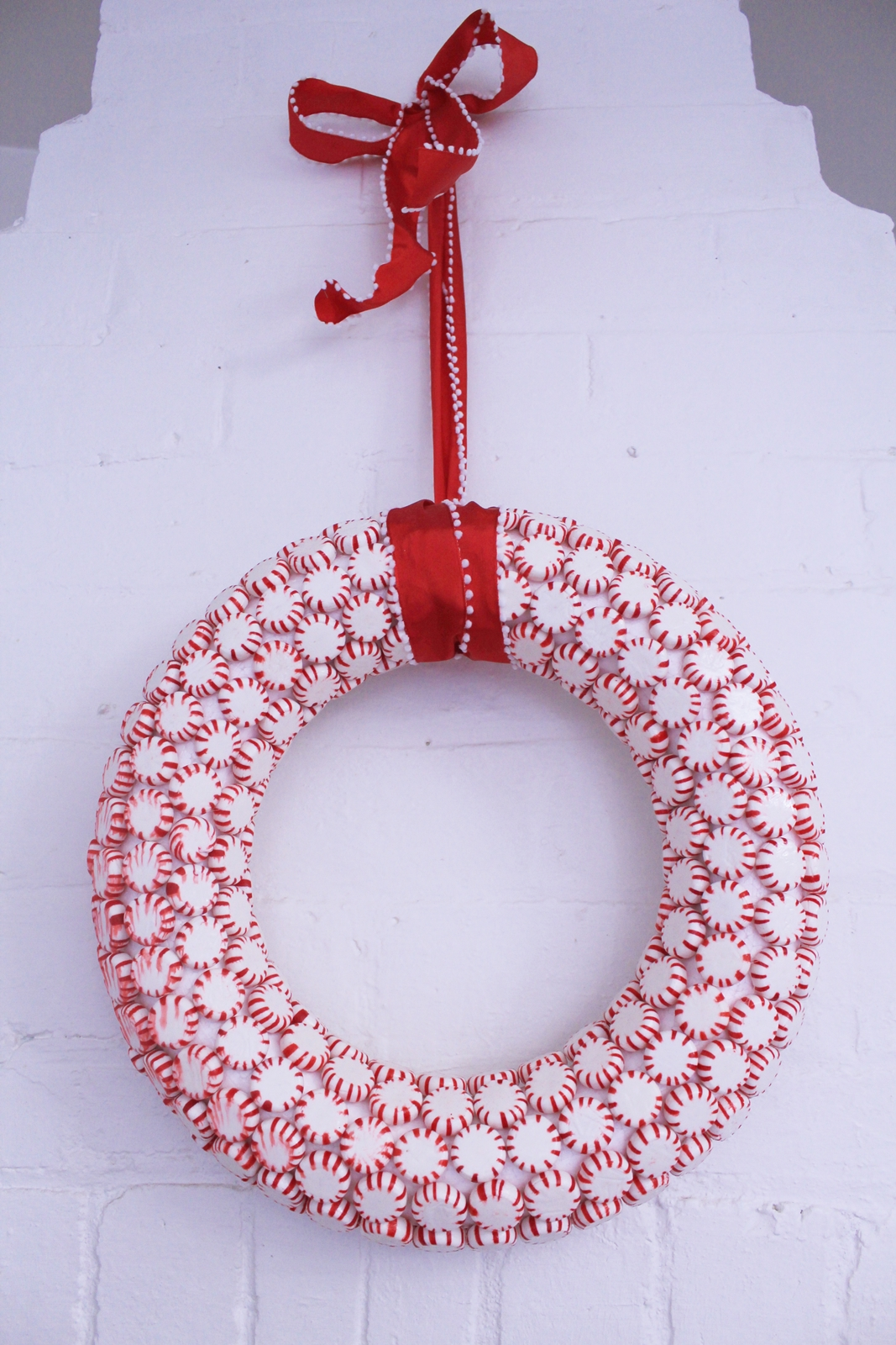 Starlight wreath mint - bright white