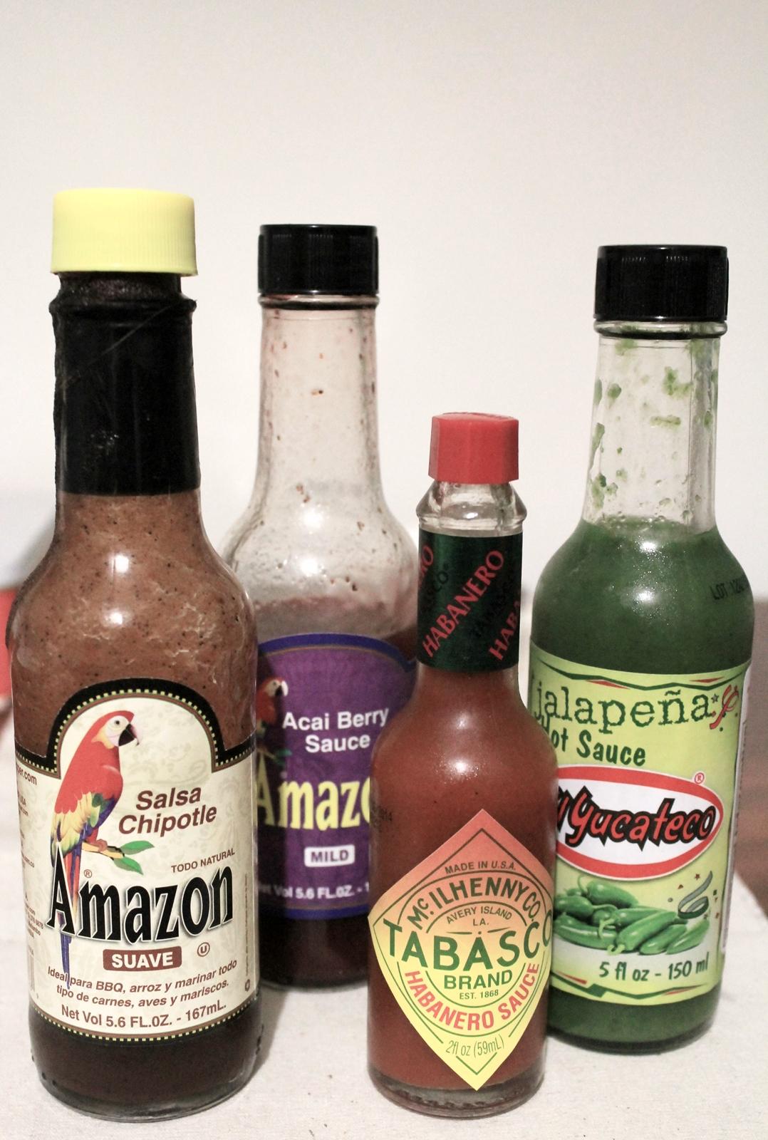 Taco sauces