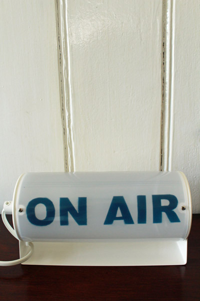ON AIR lamp 2