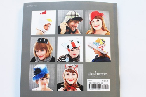 Back cover Hat Shop