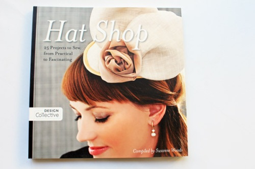 Hat shop front cover