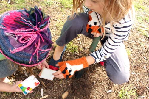 Planting magic beans