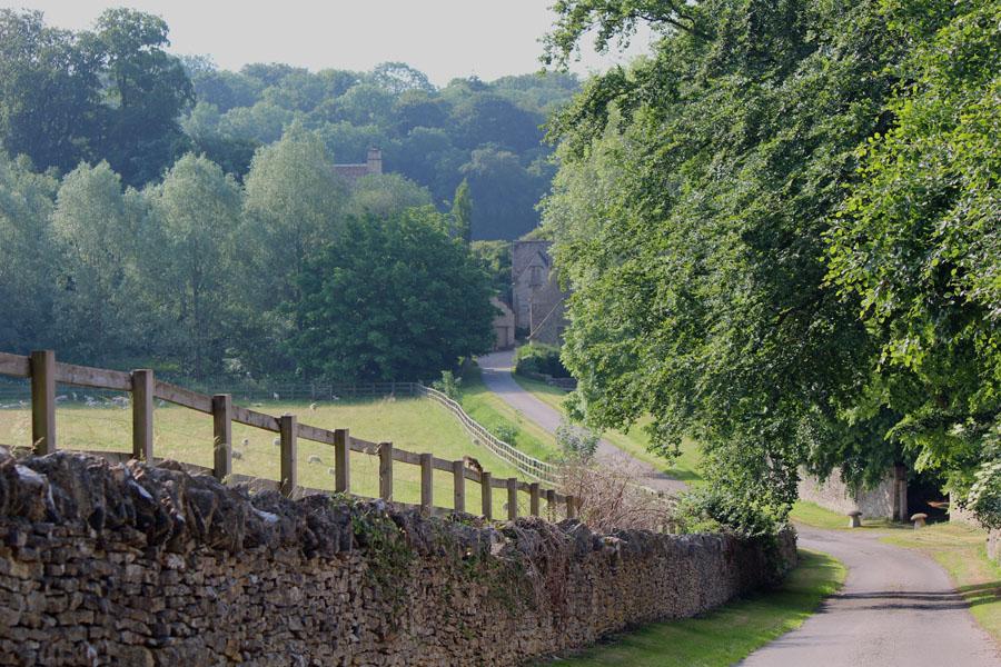 Bibury Lane