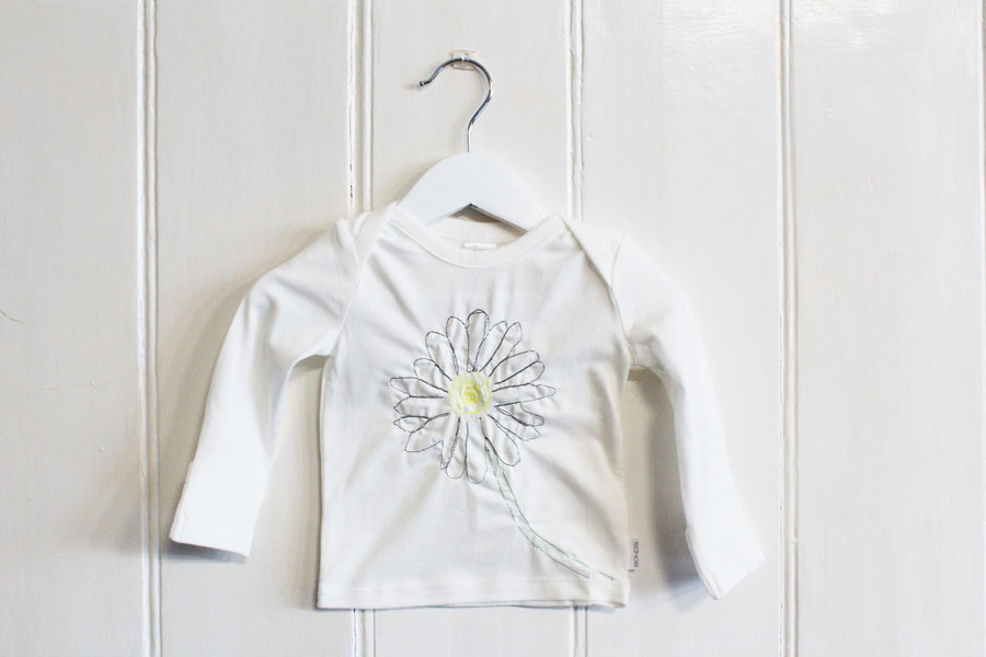 Daisy top for Daisy