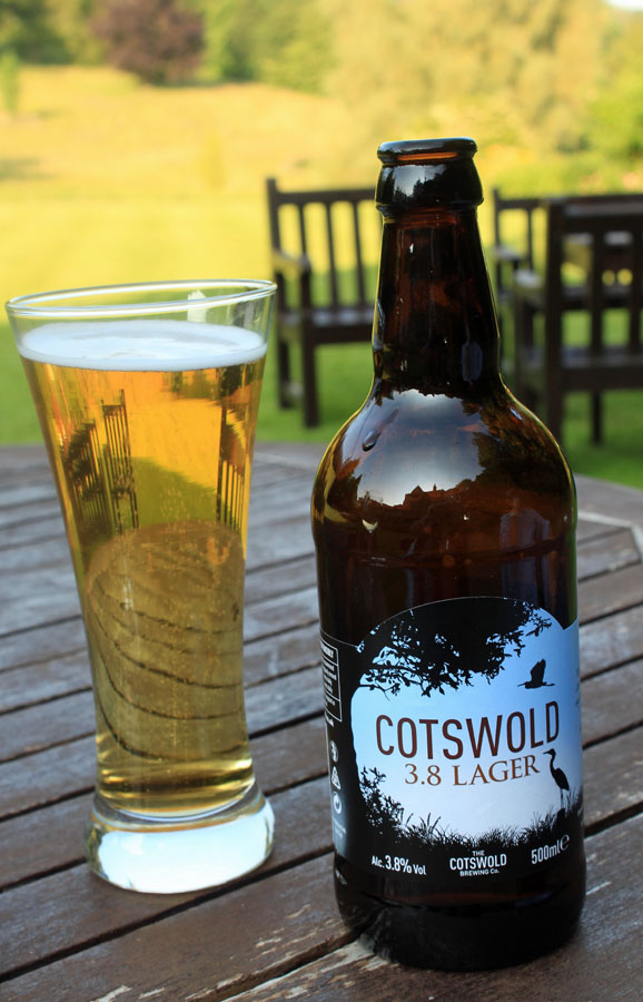 Cotswold's beer