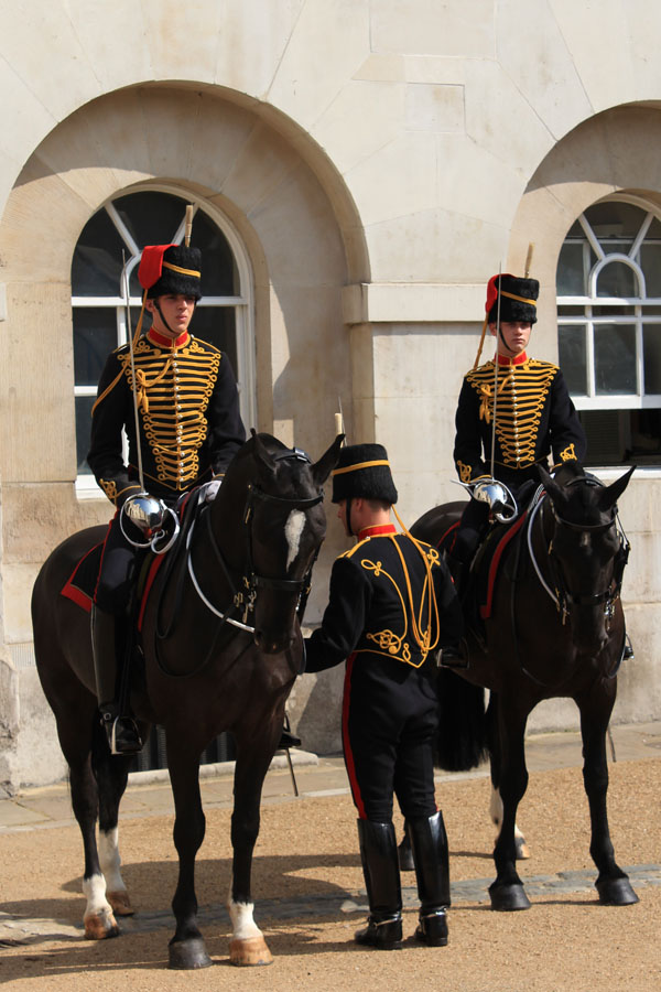 Horse Guards London