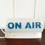 ON AIR lamp