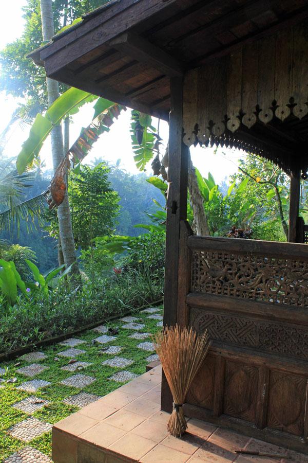 Javanese tea house